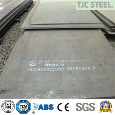 A131GrD STEEL PLATE