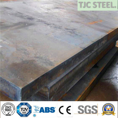 A131GrB STEEL PLATE