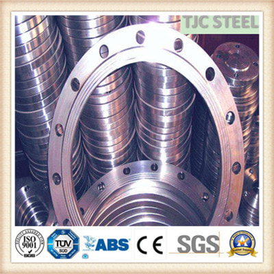 SS347 STAINLESS FLANGE