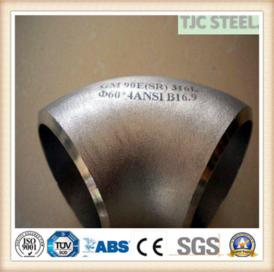 SS310 STAINLESS ELBOW