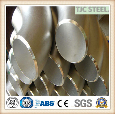 SS347 STAINLESS ELBOW