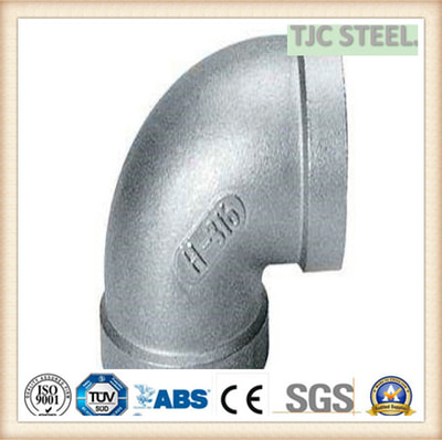 S32950 DUPLEX STAINLESS ELBOW
