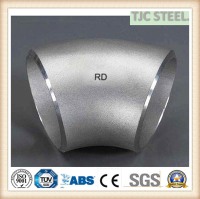 S39274 DUPLEX STAINLESS ELBOW