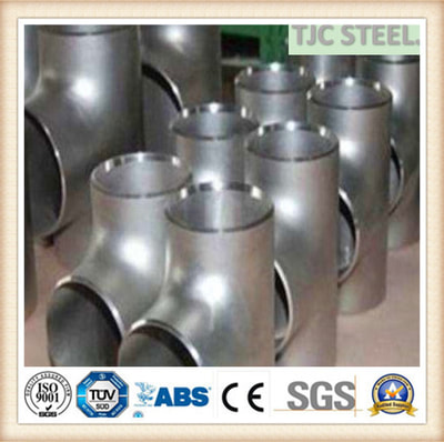 S32205 DUPLEX STAINLESS TEE
