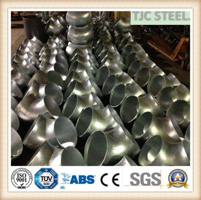 S32750 DUPLEX STAINLESS TEE