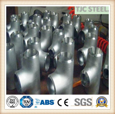 S32760 DUPLEX STAINLESS TEE