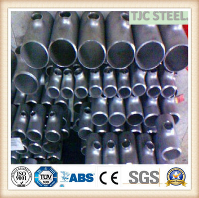 S32950 DUPLEX STAINLESS TEE