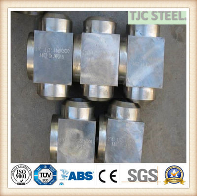 S39274 DUPLEX STAINLESS TEE
