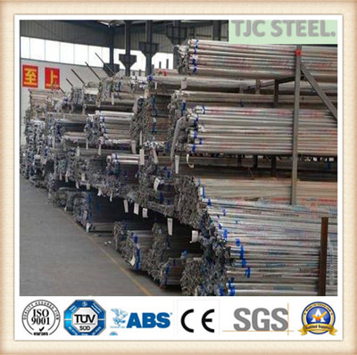 TP321H STAINLESS TUBE/PIPE