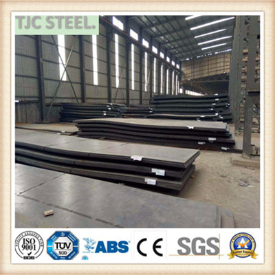 A283GrD STEEL PLATE